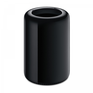 Mac Pro Late 2013 (Intel 8-Core Xeon 3.0 GHz, 32 GB RAM, 1 TB SSD)