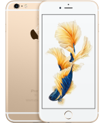 iPhone 6Splus, 64 GB, Kulta, Tuotteen ikä: 18 kuukautta