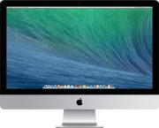 iMac 27-inch, Intel Quad-Core i5 3.4 GHz (Turbo Boost jopa 3.8 GHz), 8 GB, 1 TB, Tuotteen ikä: 37 kuukautta