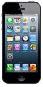 iPhone 5, 16 GB, Musta, Tuotteen ikä: 61 kuukautta