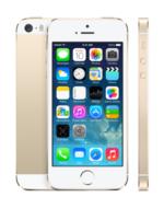 iPhone 5S, 16 GB, Kulta, Tuotteen ikä: 36 kuukautta