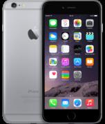 iPhone 6plus, 16 GB, Tähtiharmaa, Tuotteen ikä: 30 kuukautta