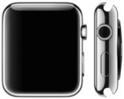 Apple Watch Watch Standard 42mm, Nahka, Tuotteen ikä: 14 kuukautta