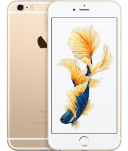 iPhone 6Splus, 64 GB, Kulta, Tuotteen ikä: 16 kuukautta