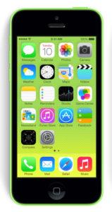 iPhone 5c, 8 GB, Vihreä, Tuotteen ikä: 37 kuukautta
