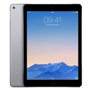 iPad Air 2 (Wi-Fi + 4G), 64 GB, Harmaa, Tuotteen ikä: 33 kuukautta