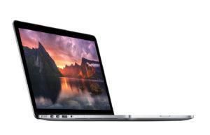 MacBook Pro 13-inch Retina, Intel Core i5 2.8 GHz (Turbo Boost jopa 3.3 GHz), 8 GB, 512 GB SSD