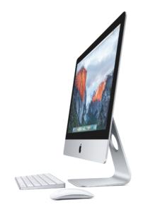 iMac 27-inch 5K, Intel Quad-Core i5 3.2 GHz (Turbo Boost jopa 3.6 GHz), 8 GB    , 256 GB SSD