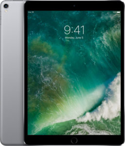 iPad Pro 10.5-inch Wi-Fi, 256 GB, Tähtiharmaa