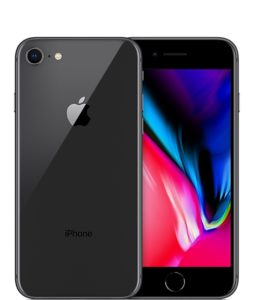 iPhone 8 64GB, 64 GB, Harmaa