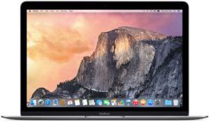 "MacBook 12"" Early 2015 (Intel Core M 1.1 GHz 8 GB RAM 256 GB SSD), Intel Core M 1.1 GHz (Turbo Boost 2.4 GHz), 8 GB  , 256 GB SSD"