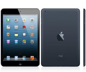 iPad mini Wi-Fi Cellular (MM), 64 GB, Musta