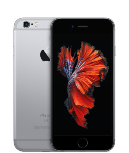 iPhone 6S 128GB, 64 GB, Tähtiharmaa