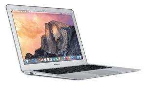 """MacBook Air 13"""" Early 2015 (Intel Core i5 1.6 GHz 8 GB RAM 128 GB SSD), 1.6GHz Dual Core i5 (Turbo Boost jopa 2.7GHz), 8 GB , 128GB SSD, Tuotteen ikä: 31 kuukautta"""
