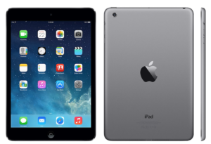 iPad Air Wi-Fi 16GB, 16 GB, Gray