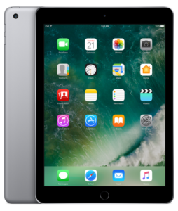 iPad 5 Wi-Fi 32GB, 32 GB, Grey