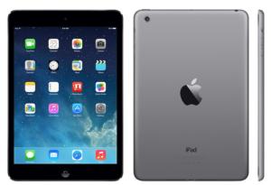 iPad Air Wi-Fi + Cellular 16GB, 16 GB, Gray