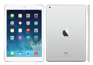 iPad Air Wi-Fi 32GB, 32 GB, Silver
