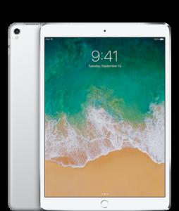 "iPad Pro 10.5"" Wi-Fi 256GB, 256 GB, Silver"