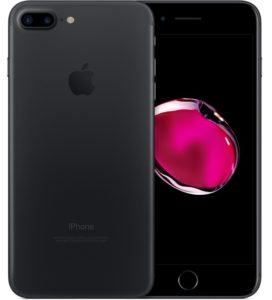 iPhone 7 Plus 128GB, 128 GB, Black