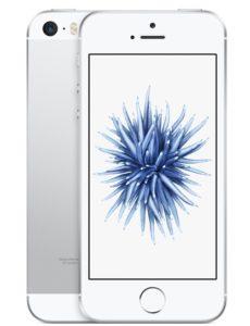iPhone SE 16GB, 64GB, Silver