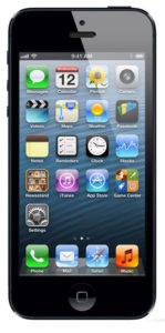 iPhone 5 16GB, 16 GB, Black