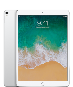 "iPad Pro 10.5"" Wi-Fi + Cellular 64GB, 64 GB, Silver"