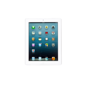 iPad 4 Wi-Fi 64GB, 64GB, White