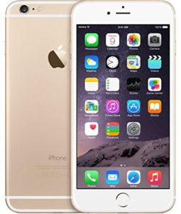 iPhone 6 64GB, 64GB, Gold