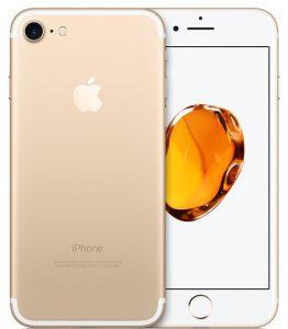 iPhone 7 32GB, 32 GB, Gold