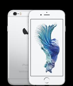 iPhone 6S 16GB, 16GB, Plata