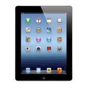 iPad 3 Wi-Fi + Cellular 64GB, 64 GB, Black