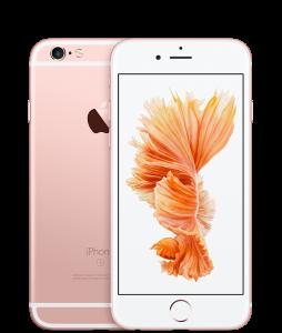 iPhone 6S 16GB, 16 GB, Rose Gold