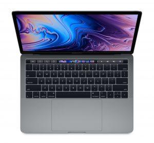 "MacBook Pro 13"" 4TBT Mid 2018 (Intel Quad-Core i5 2.3 GHz 8 GB RAM 256 GB SSD), Intel Quad-Core i5 2.3 GHz, 8 GB RAM, 256 GB SSD"