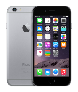 iPhone 6 16GB, 16 GB, Space Gray