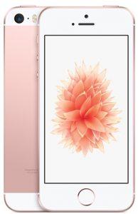 iPhone SE 64GB, 64 GB, Rose Gold