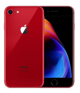 iPhone 8 64GB, 64 GB, Red