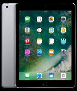 iPad 5 Wi-Fi + Cellular 128GB, 128 GB, Space Gray
