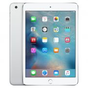 iPad mini 3 Wi-Fi + Cellular 16GB, 16 GB, Silver
