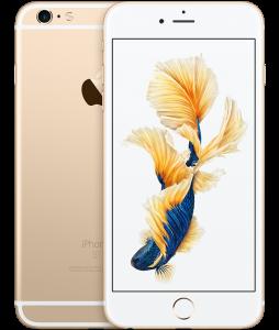 iPhone 6S Plus 64GB, 64GB, Gold