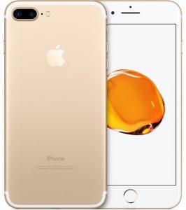 iPhone 7 Plus 256GB, 256 GB, Gold