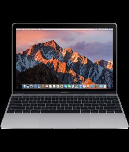 "MacBook 12"" Early 2016 (Intel Core m3 1.1 GHz 8 GB RAM 256 GB SSD), Space Gray, Intel Core m3 1.1 GHz, 8 GB RAM, 256 GB SSD"
