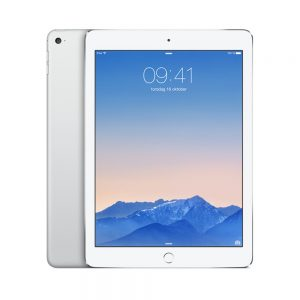 iPad Air 2 Wi-Fi + Cellular 32GB, 32GB, Silver