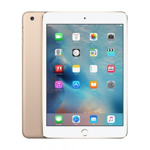 iPad mini 3 Wi-Fi 16GB, 16GB, Gold