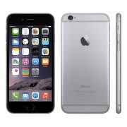 iPhone 6 Plus 16GB, 16GB, Space Gray