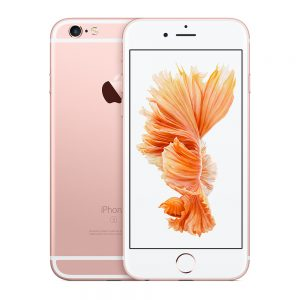 iPhone 6S 16GB, 32GB, Rose Gold