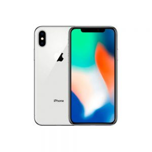 iPhone X 256GB, 256GB, Silver