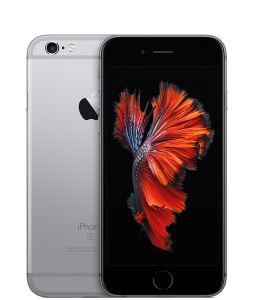 iPhone 6S 16GB, 64GB, Space Gray
