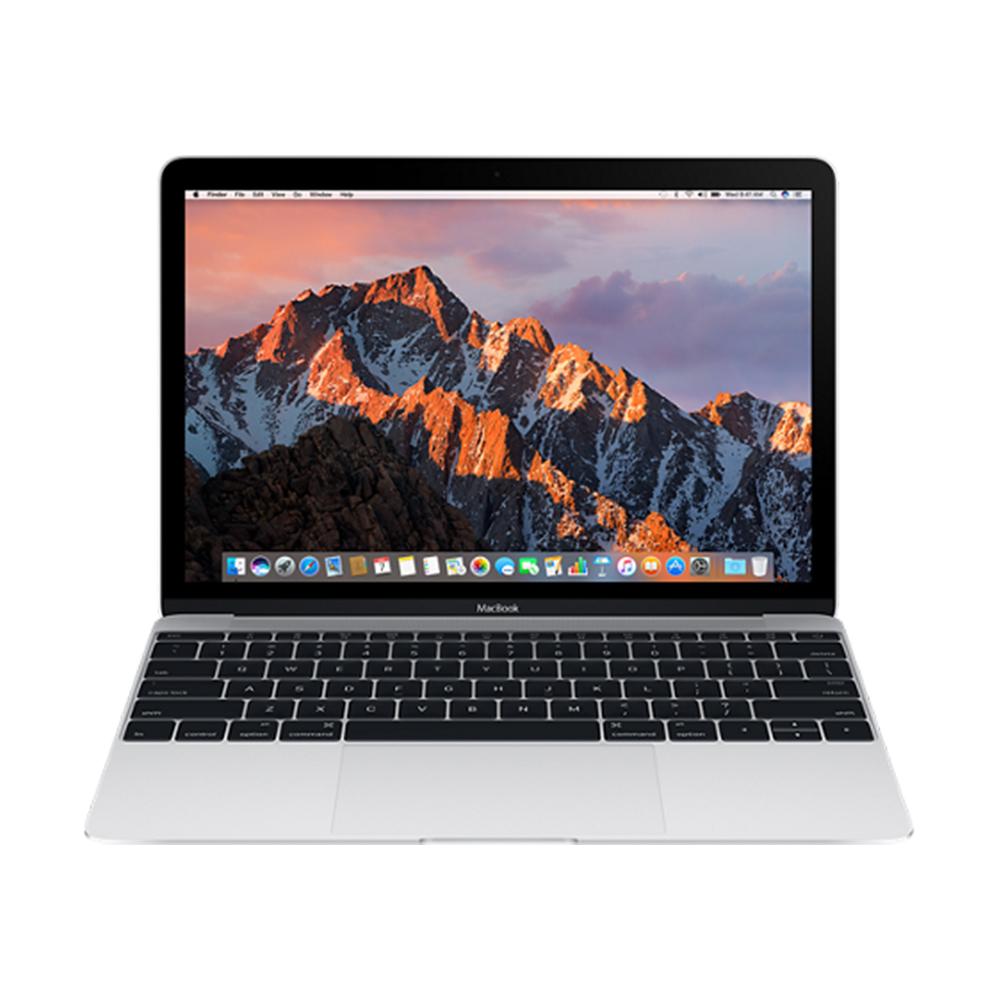 "MacBook 12"" Early 2016 (Intel Core m3 1.1 GHz 8 GB RAM 256 GB SSD), Silver, Intel Core m3 1.1 GHz, 8 GB RAM, 256 GB SSD"