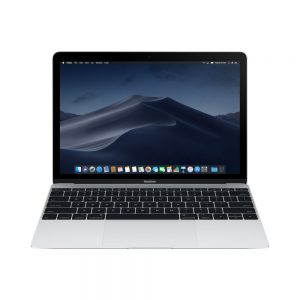 "MacBook 12"" Mid 2017 (Intel Core i5 1.3 GHz 8 GB RAM 512 GB SSD), Silver, Intel Core i5 1.3 GHz, 8 GB RAM, 512 GB SSD"